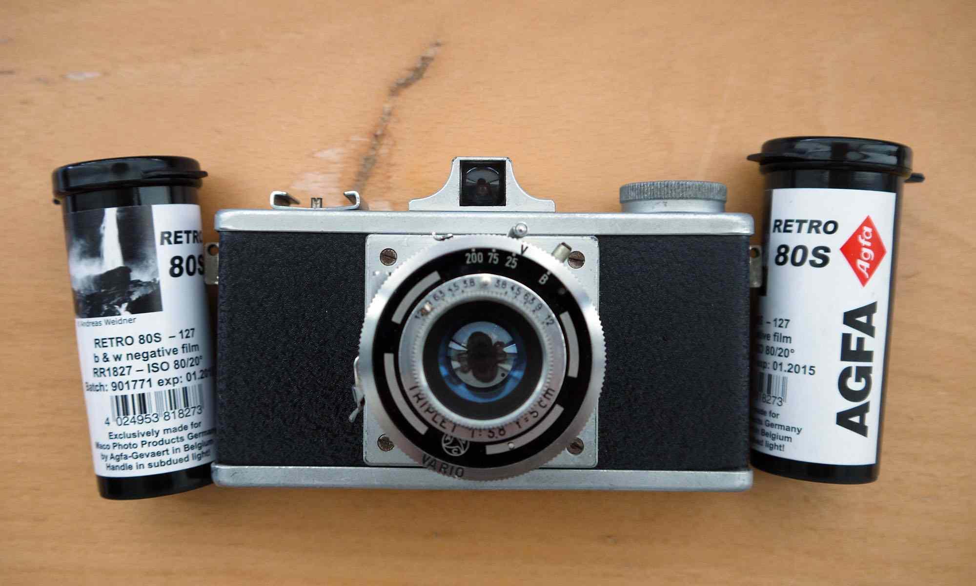 Сайт о фотографии